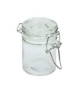 Mini pot de conserve en verre