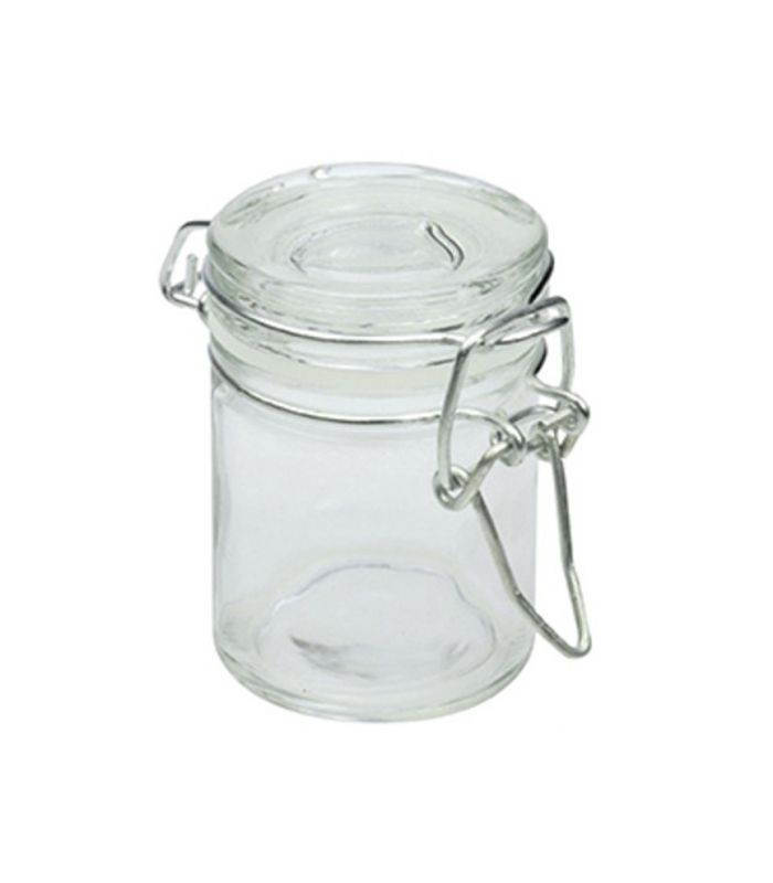Mini pot de conserve en verre celebr 39 arts for Pot de conserve en verre